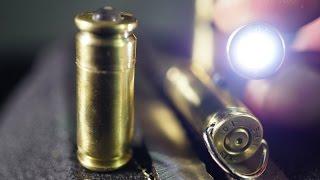 DIY Bullet Flashlight
