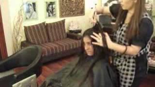 Hair Cut at Amber's Salon