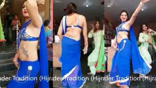 Indian Hijra(Kinner) Dance | Sexy Hijra |Transgender Tradition