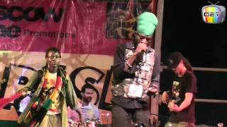 JAH MASON LIVE PERFORMANCE IN GHANA(HD)