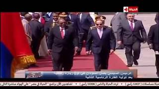 الحياة في مصر مع كمال ماضي   زيارة الرئيس السيسي للسودان/ قصة تابوت الإسكندرية 19-7-2018