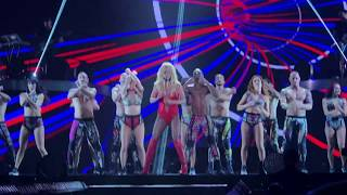 Stronger + You Drive Me Crazy + (Encore) Till The World Ends - Britney Spears Live In Bangkok