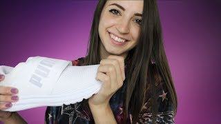 [ASMR] My Shoes! Tapping/Scratching (Whispered)