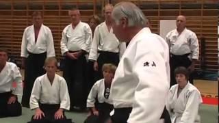 Hiroshi Isoyama 8DAN Hideo Yonemochi 8 DAN The Semianr In Gothenburg August 1 Part