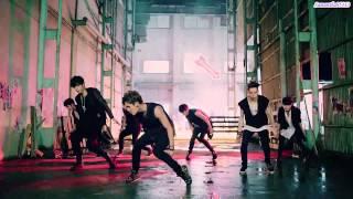 [HD] INFINITE - Back MV [Hangul + Romanization + English Lyrics/Subs]