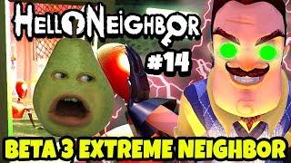Hello Neighbor Beta 3 #14 [Pear Plays]