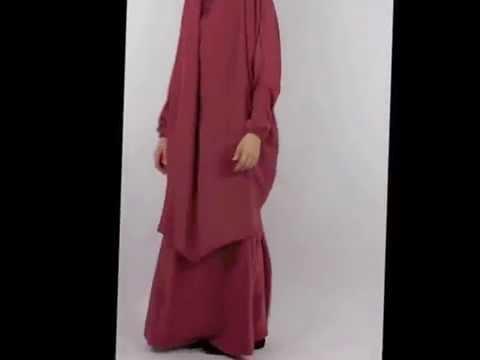 Jilbab Douha