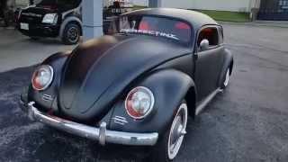 Full Custom 1966 VW Beetle