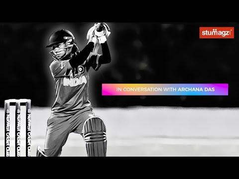Xxx Mp4 An Interview With Archana Das All Rounder Indian Cricket Team 3gp Sex