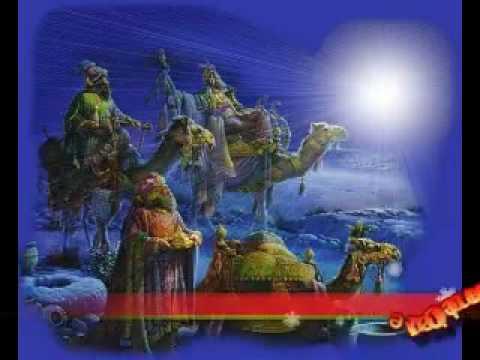 LOS REYES VIENEN DE ORIENTE Villancico Christmas Carol