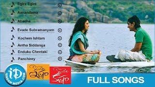 Konchem Ishtam Konchem Kashtam Movie Songs || Video Juke Box || Shankar Ehsaan Loy Songs
