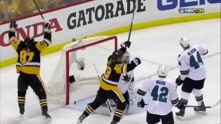 2016 Stanley Cup Playoffs Overtime Goals