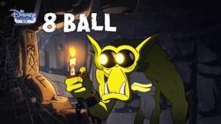 Ο Μυστικός Κόσμος του Gravity Falls - Gravity Falls Greek Intro