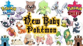 Top 10 New Pokemon I Want For Pokemon Sword Shield Unblock