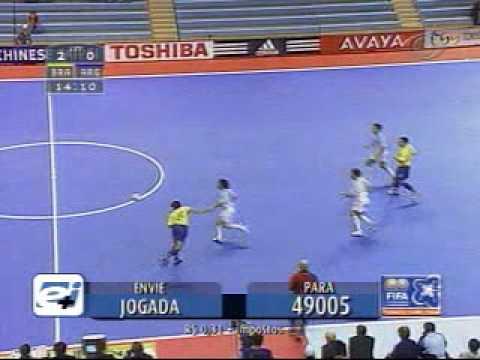 los mejores goles y regates de futbol sala