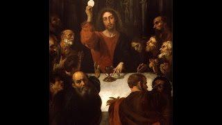 Maundy Thursday: The Mass