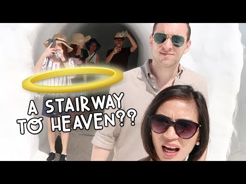 THE STAIRWAY TO HEAVEN IS IN THE PHILIPPINES (Iloilo City) | Vlog #86