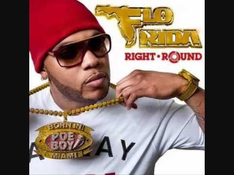 Flo Rida Right Round HQ & Letra