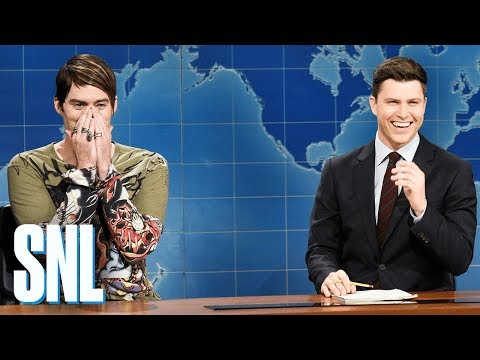 Weekend Update Stefon on St. Patrick s Day SNL
