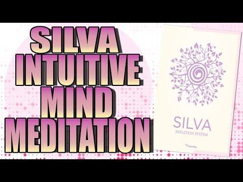 Silva Life System Intuitive Mind Meditation Intuition Silva Method