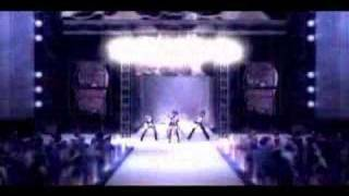 Rumble Roses XX - Candy Cane Star Intro