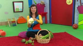 Comptines - Tous les légumes