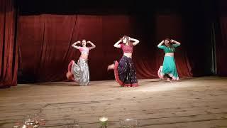 Cham Cham / Dance group Lakshmi / Diwali concert by cultural centre Lakshmi