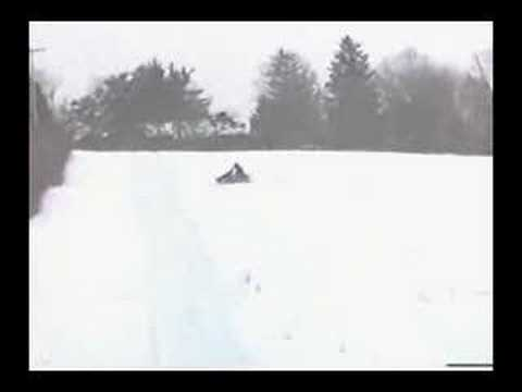 Re edit of 1987 Yamaha VMAX 540 Snowmobile