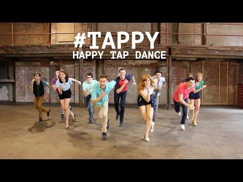 Happy Tap Dance TAPPY Pharrell Williams