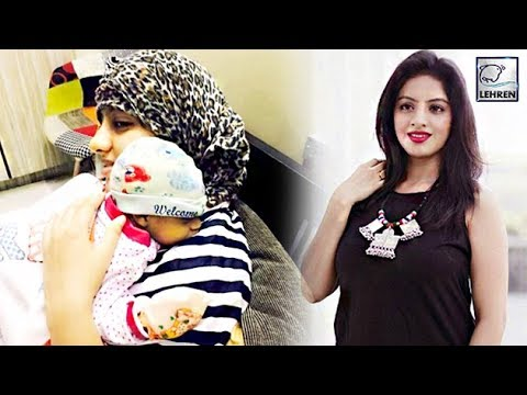 Deepika Singh's Baby Boy's FIRST Picture Out   Lehren Small Screen