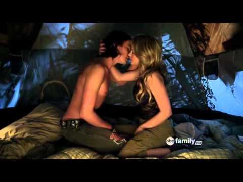 Pretty Little Liars 1x19 Hanna and Caleb Scenes