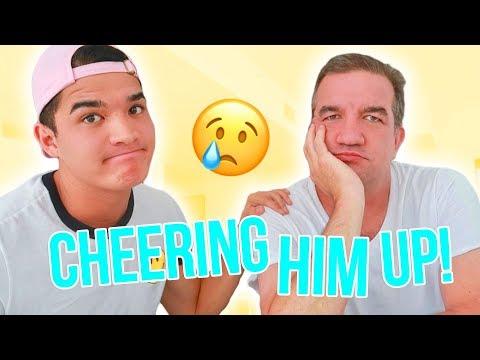 Xxx Mp4 CHEERING UP MY DAD He So SAD 3gp Sex