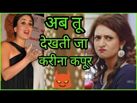 Divyanka Tripathi's major fight with Kareena Kapoor Khan |Open Challenge !OmG!!