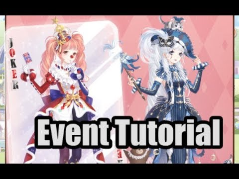 Love Nikki - Smile Circus Event Tutorial and TOP Scoring Items