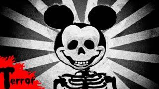La Aterradora Historia De El Suicidio de Mickey Mouse #EspecialOctubre