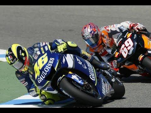 Valentino Rossi vs Nicky Hayden MotoGP Philips Island 2005