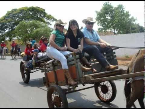 Cavalgada da 10º Expo Paraguaçu