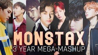 MONSTA X (몬스타엑스): 3 YEAR MEGA-MASHUP [9 Songs from 2015-2018]