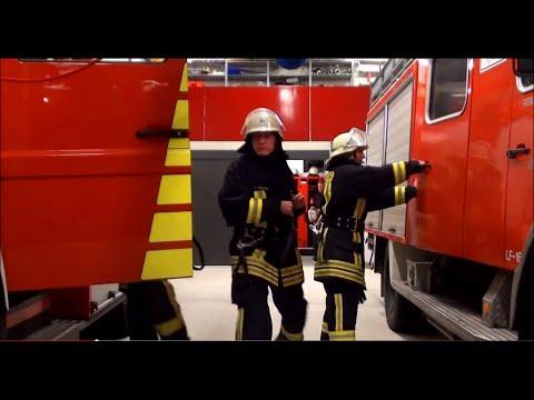 Imagemovie Fire Department of Horstmar Germany 100th anniversary