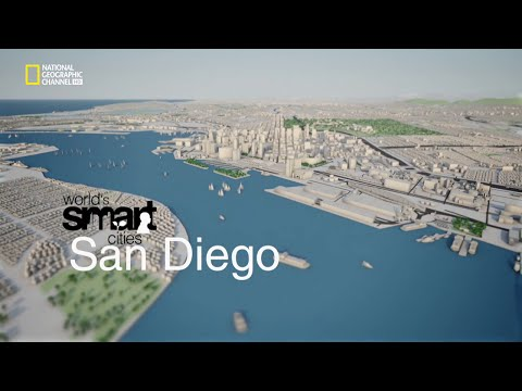 watch National Geographic Channel's Worlds Smart Cities: San Diego