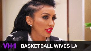 Basketball Wives LA | Malaysia Pargo & Angel Brinks Agree to Disagree | VH1