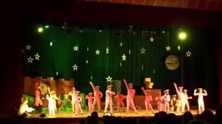 Gatas Coquetas, gatas Victorias y final   VACACIONAL MODEL DANCE 2014