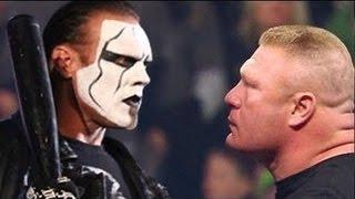 عندما يغضب بروك ليسنر-الوحش البشري الجزء 2  Brock Lesnar Attacks Goldberg,Roman Reigns
