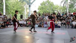 Bboy Kids Battle Prelim|20180922 Battle in Taoyuan
