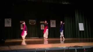 Dance for Durga Puja - Hey Ganaraya