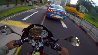 Singapore motovlog : Best first bikes you can get for a 2B