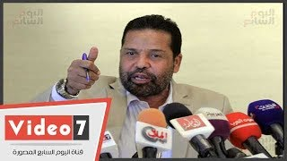 رجب حميدة: قطر وتركيا ستمولان حملة عنان.. وأنا وقيادات الحزب ندعم السيسي