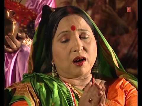 Nadiya Ke Teere Teere Bhojpuri Chhath Geet By Sharda Sinha [Full Song] I Arag