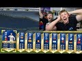ME & WROETOSHAW GOT A TOTS IN EVERY PACK!!!  😱 (FIFA 17)