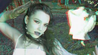 Letter to the Winter - Bernice - 3D Anaglyph Stereoscopic Musical Clip